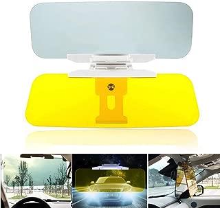 Randalfy Sun Visor for Car - Visor for Car, Upgrade Visor for Car with Widen Visor Extender Sun Blocker, Car Sun Protection Visor Windshield with Light Reduce Technology
