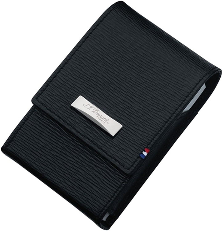 ST Dupont Contraste Leather Cigarette Pack Holder