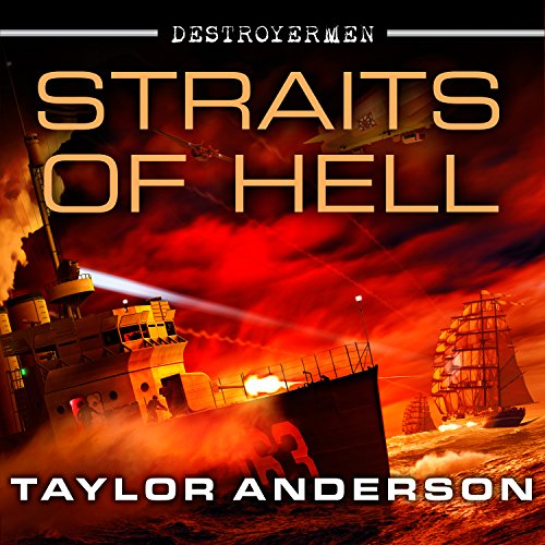 Page de couverture de Destroyermen: Straits of Hell