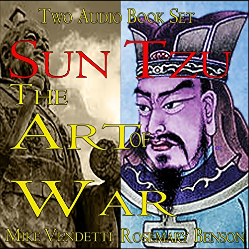 The Art of War Two Audio Book Set audiobook cover art