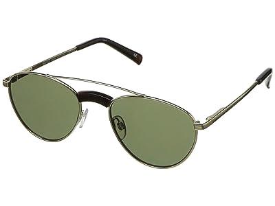 Le Specs Rocket Man Edition (Bright Gold) Fashion Sunglasses