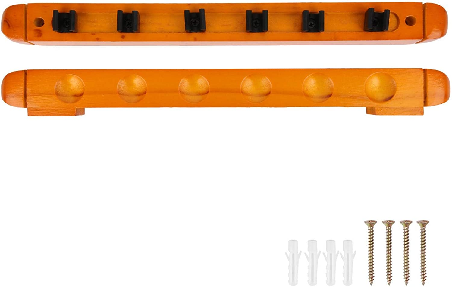 DDGD Recommended supreme Pool Cues Rack Billiards Snooker Accessory Supply Wooden Wa