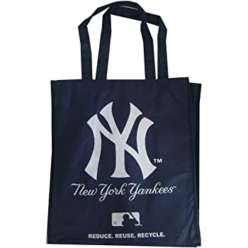 FOCO NHL Unisex-Adult Printed Reusable Grocery Tote Bag