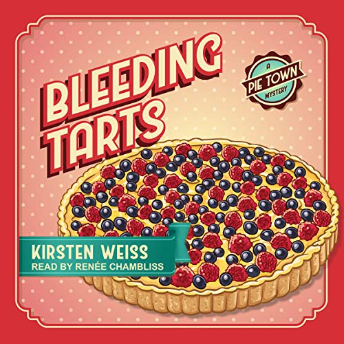 Bleeding Tarts audiobook cover art