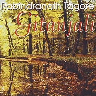 Gitanjali audiobook cover art