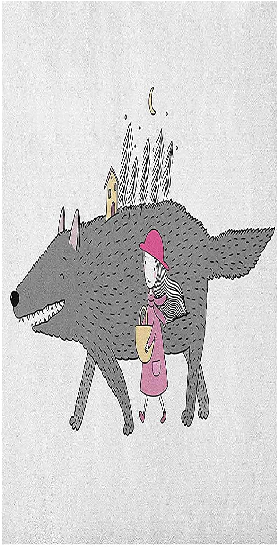 Lowest price challenge Decorative Fantasy Window Film Girl in Dress a Pink wit Walking shipfree