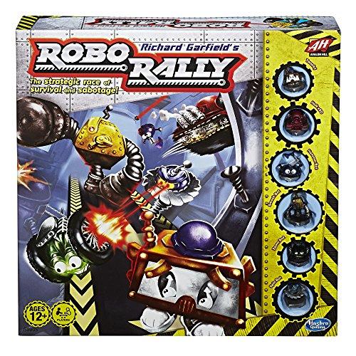 Avalon Hill 2016 Edition Robo Rally, ENGLISCHE Version