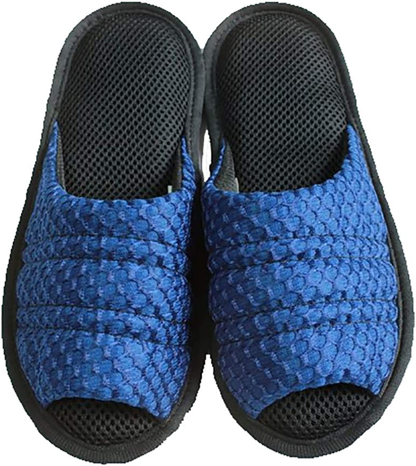 Air Cushion Indoor Sandal Slipper Unisex Non-Slip Open-Toe Breathable Soft Support shoes Washable