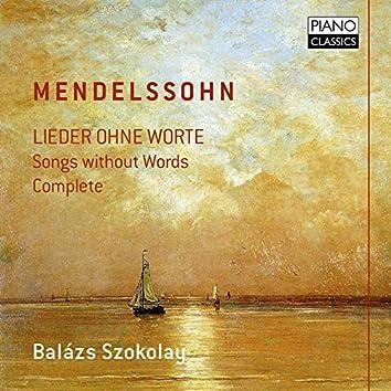Mendelssohn: Lieder ohne Worte (Complete)