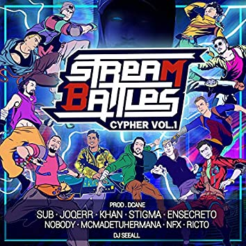 Cypher Vol. 1