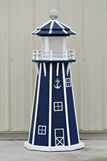 4 foot lighthouse