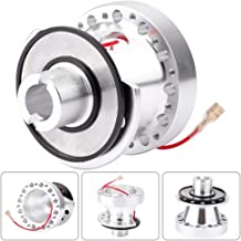 Steering Wheel Hub Adapter, Aluminum Alloy Car Steering Wheel Hub Quick Release Adapter Kit for Honda Rsx/TL/EK/CR-V/Civic/S2000