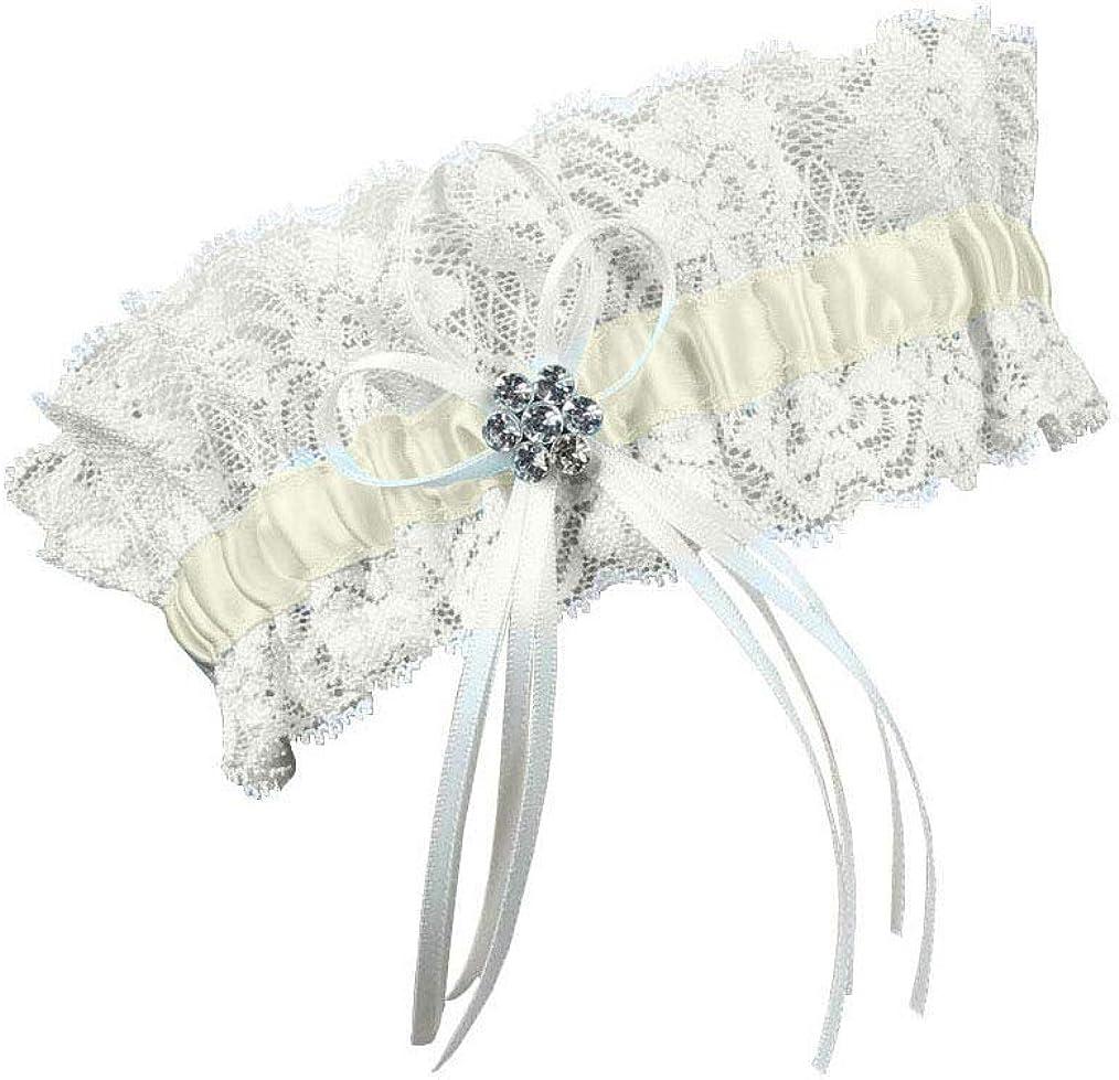 Debbie's Bridal One Piece Garter for Wedding and Prom Bridal Garter