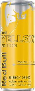 Red Bull Energy Drink, Tropical, 250 ml