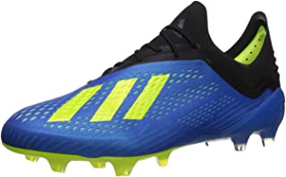 adidas X 18.1 Firm Ground Cleat Men's Soccer