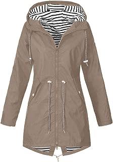 Outdoor Sport Lightweight Jacket Waterproof Windproof Rain Jackets Hooded Raincoat Windbreaker for Womens