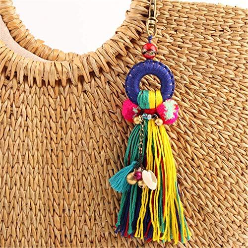 ManYee Perline Colorate Legno 500 Pezzi Perline Colorate Perline di Legno Rotondi Perline Legno per Artigianato Collane Braccialetti DIY