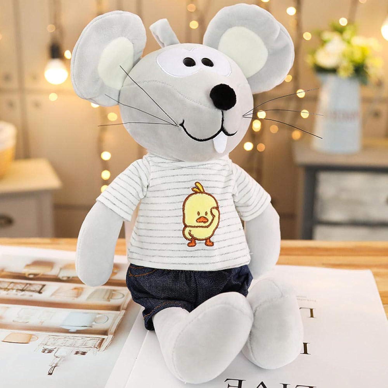 Plush tooyss Regalo di Compleanno di Decompressione Dell'Accumulazione del Compagno di Sonno del Bambino della Bambola della Bambola del Criceto della Peluche del Giocattolo della Peluche
