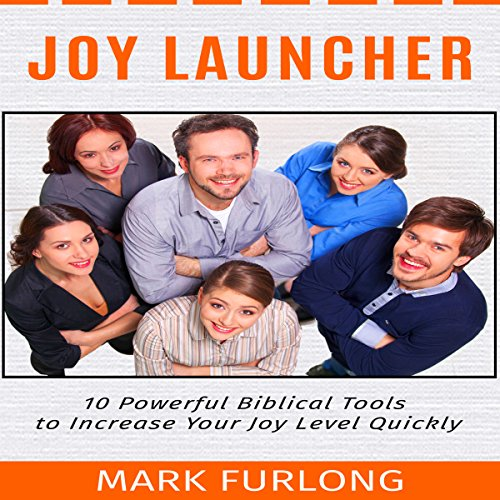 Joy Launcher audiobook cover art