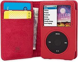 Snugg iPod Classic Case Leather Flip Case [Card Slots] Executive Apple iPod Classic..