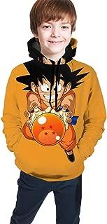 Boys & Girls Long Sleeves Hoodie Hooded Sweatshirt Fit Tracksuits