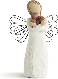 Willow Tree Good Health Angel, sculpted hand-painted figure