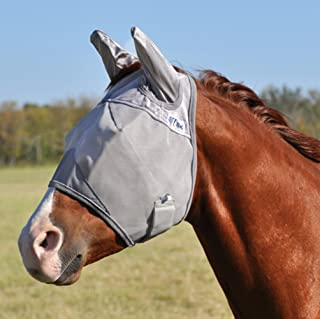 Cashel Crusader Horse Fly Mask with Ears