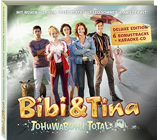 Bibi und Tina. DELUXE Soundtrack zum 4. Kinofilm: Tohuwabohu total