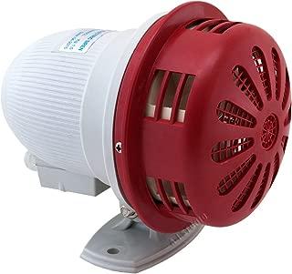 Vixen Horns Loud Electric Motor Driven Alarm/Siren (Air Raid) 12V VXS-9080SCL