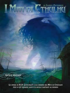 Raven Edizioni Iva Assolta - I miti di Cthulhu, Per D&D, 9788899949310