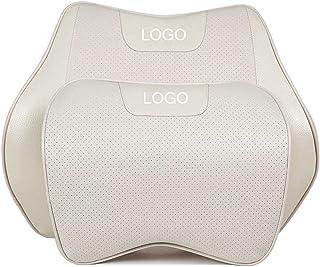 ZHZLNNYY Car seat headrest Neck Pillow Support Lumbar Cushion Lumbar Support,Fit for Lincoln Navigator 2007-2021