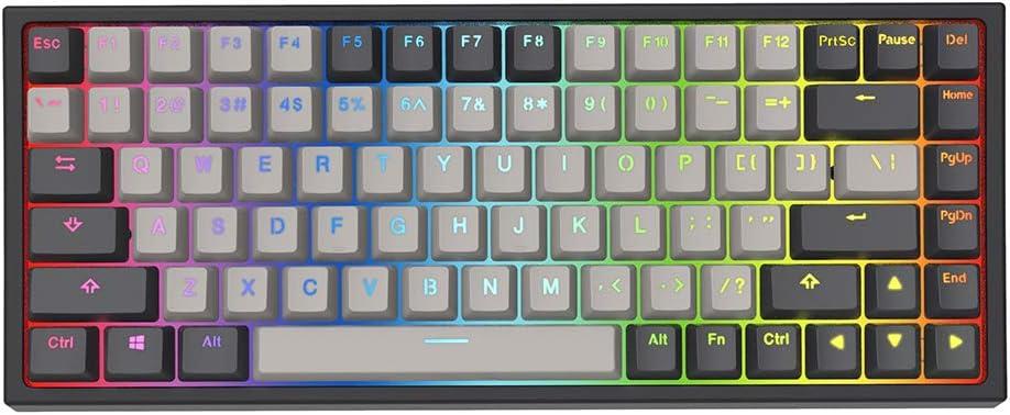 Keycool KC84 Race Black