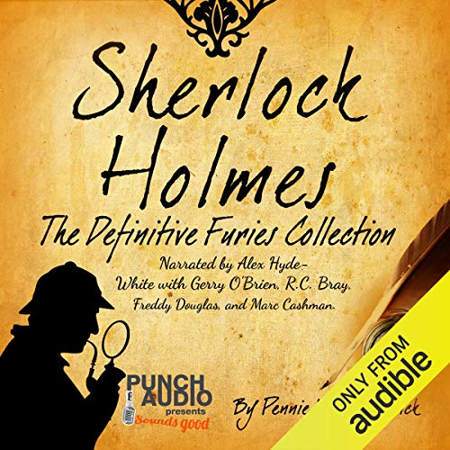 Sherlock Holmes: The Definitive Furies Collection audiobook cover art