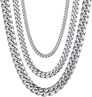 micro cuban necklace