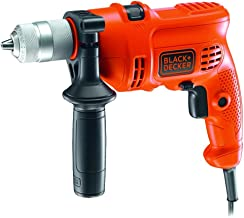 Black + Decker 50157X0504 Taladro percutor, 5000 W, 230 V