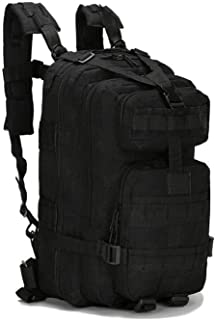 XRPXRP Military Tactical Backpack Small Backpack Mountaineering Bag Outdoor Hiking Camping Tactics Molle Bag Male Tactical Combat Travel Bag 50L