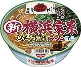 日清 麺NIPPON 横浜家系とんこつ醤油ラーメン 119g ×12個