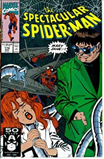The Spectacular Spider-Man #174 : Dedication (Marvel Comics)