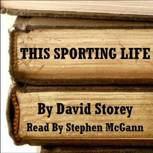 This Sporting Life audiobook cover art