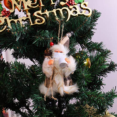 Christmas Decorations, Christmas Ornaments Gift Santa Claus Snowman Tree Toy Doll Hang Decorations Merry Christmas Decorative Xmas Decor Ornaments Party Decor Gifts