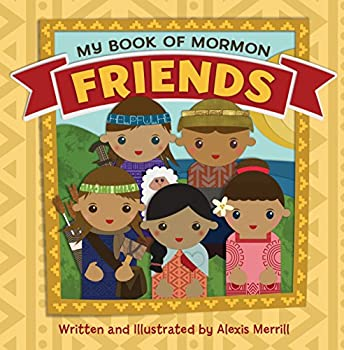 Hardcover My Book of Mormon Friends Book