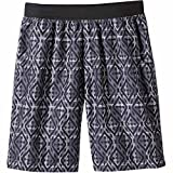 prAna Men's Mojo Shorts, Mixology Gravel, XX-Large