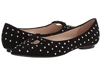 Marc Jacobs The Studded Mouse (Black) Women