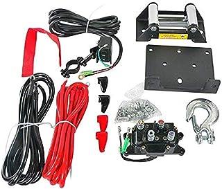 DB Electrical WIN0018 4000 lb pound Complete ATV UTV Winch Motor Assembly Kit