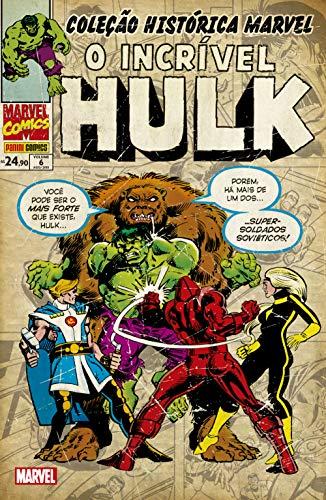 Coleção Histórica Marvel: O incrível Hulk v. 6