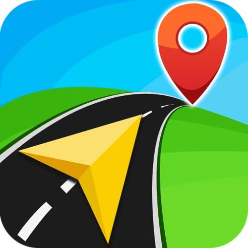 GPS Karten Strecke Finder-Navigation & Richtungen