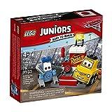 LEGO Juniors 10732 - Guido und Luigis Pit Stopp, Kinderspielzeug