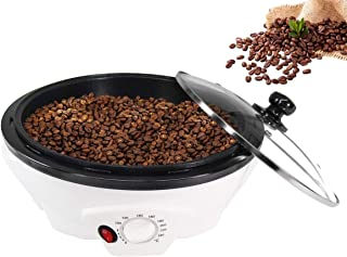 Household Coffee Roaster Machine Electric Coffee Beans Roaster for Cafe Shop Home Use(Upgrade 110V-120V)