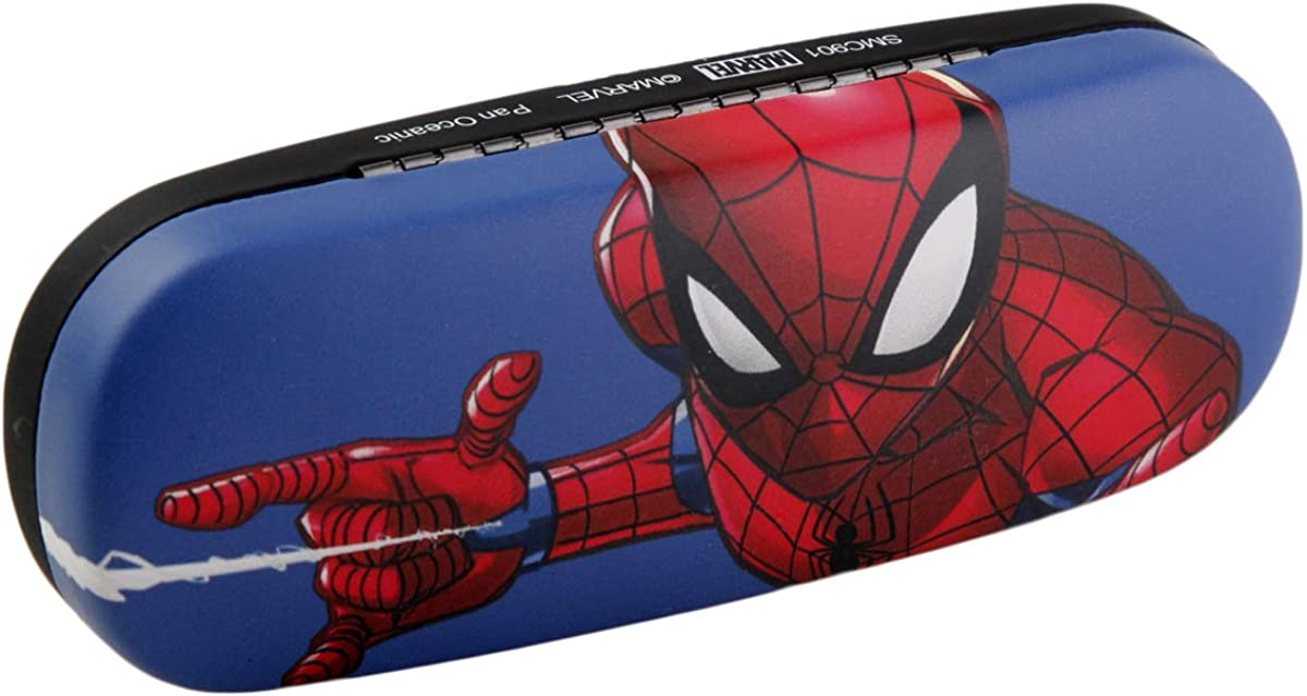 Disney 2021 spring and summer new Marvel DC Comics Hard Shell Selling rankings Case Eyeglass Clamshell B for