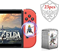 23Pcs The Legend of Zelda Breath of The Wild NFC Cards, Link Zelda Botw Game Rewards Cards. Switch/Lite Wii U